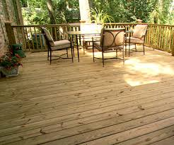 maintain your wood deck