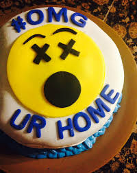 new welcome home cake decorations excellent home design excellent