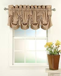 Drapery Outlets Fleetwood Woven Tuck Valance Curtain Curtain U0026 Bath Outlet