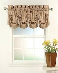 fleetwood woven tuck valance curtain curtain u0026 bath outlet