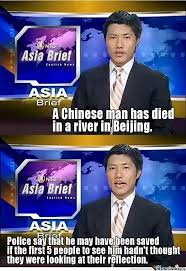 Chinese Man Meme - a chinese man died in a river in beijing by mustapan meme center