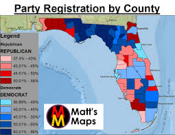 Panhandle Florida Map by Nan Rich Will Do Best In The Panhandle On Primary Night But Not