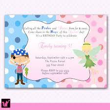 pirate birthday party invitation wording alanarasbach com