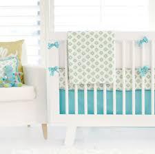 aqua and gold baby bedding tribal crib bedding aqua baby bedding