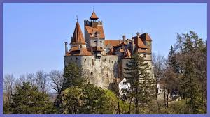 Dracula S Castle Re Train Your Brain To Happiness Dracula U0027s Castle Up For Sale