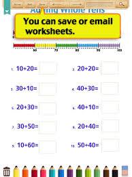 kids math addition worksheets grade 2 ipad reviews at ipad