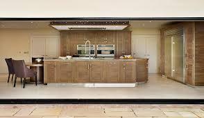 grosvenor kitchen design contemporary walnut and painted kitchen davonport