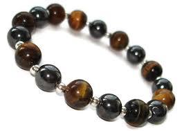 energy bracelet mens images Mens beaded bracelet mens jewelry boyfriend birthday gift for him jpg