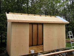 How To Make A Shed House by Building A Garden Shed Page 2