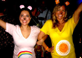 Halloween Costumes Care Bears Bears Costumes Funshine Bear Tenderheart Bear