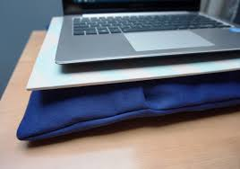 easy diy laptop tray keep your laptop and legs comfy the