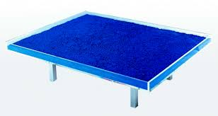 yves klein table price yves klein table bleu klein 1961 available for sale artsy