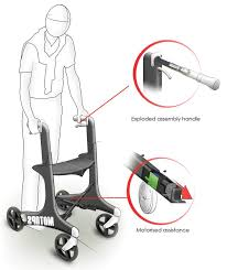 rollator design 10 best rollator images on product design
