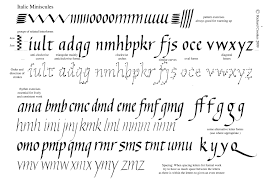 tracing paper for writing practice italic worksheets with thanks to richard crookes updated may if