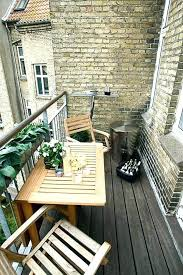Small Space Patio Furniture Sets Modern Outdoor Furniture For Small Spaces Innovative Modern