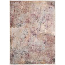 7 x 7 area rugs safavieh constellation vintage beige multi 5 ft 3 in x 7 ft 6