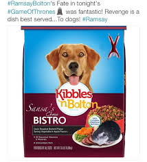 Dog Food Meme - ramsay bolton on game of thrones all the memes you need to see