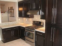 Stain Kitchen Cabinets Darker How To Stain Kitchen Cabinets Darker Clever Design Ideas 12 To