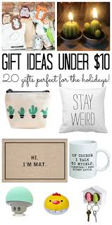 gifts under 10 my gift guide the country chic cottage