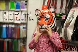 Cincinnati Bengals Halloween Costume 25 Cincinnati Inspired Halloween Costume Ideas U2013 Cincinnati Parent