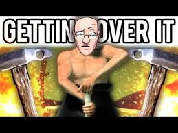Over It Meme - getting over it with bennett foddy know your meme