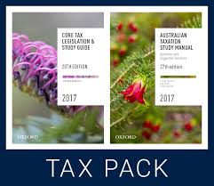 btc monash tax pack june 2017 oxford university press