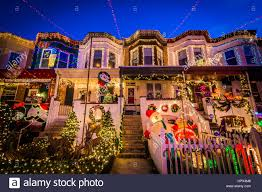 christmas lights in maryland the miracle on 34th street christmas lights at night in hden