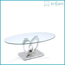 coffee table marvellous revolving glass revolving glass coffee table