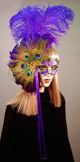 mardi gras headbands mardi gras peacock mask renaissance handmade