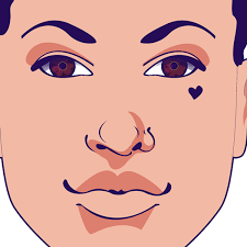 vector skin tone tutorial a quick lesson on using different skin tones in portrait illustration
