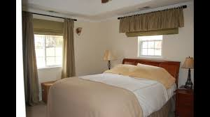 best pics of curtain ideas for small windows in bedroom youtube