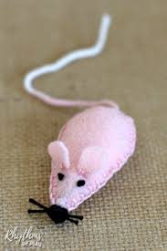 how to sew a pocket pet mouse softie rhythms of play