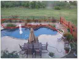 Inground Pool Landscaping Ideas Landscape Design Around Inground Pools