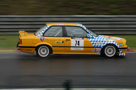 bmw race series bmw 3 series e30 all racing cars