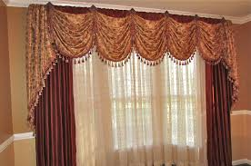 combination window treatments gallery sew stylish designs llc