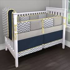 navy with yellow and grey chevron in the baby u0027s room navy in the