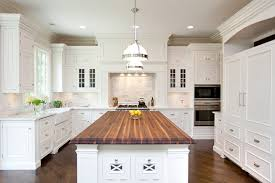 butcher block kitchen island butcher block kitchen island traditional kitchen oakley home