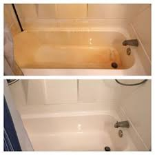 How To Get Rust Out Of Bathtub In The Bathroom How To Use Bar Keepers Friend