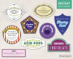 where to buy harry potter candy harry potter party printable candy labels