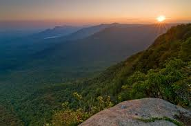 table rock mountain sc the view from caesar s head it is near table rock state park get