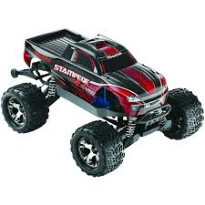 rc nitro monster trucks amazon com traxxas 67086 stampede 4x4 vxl monster truck ready to