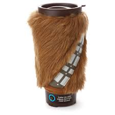 chewbacca travel mug mugs teacups hallmark