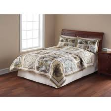 Mainstays Bedding Sets Mainstays Quilt Collection Palm Grove Walmart Com