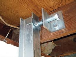i beam system for failing basement walls in worcester springfield