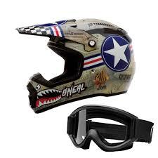 o neal motocross gear neal 2014 5 series wingman offroad helmet