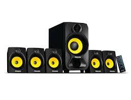 lg 5 1 home theater system multimedia speaker 5 1 spa3800b 94 philips