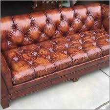 Chesterfield Tufted Leather Sofa Tufted Leather Sofa For Sale Awesome Best Schafer Bros Vintage