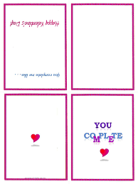free printable birthday card template u2013 gangcraft net