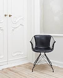 Dining Chair Price Wire Dining Chair Overgaard Dyrman Intended For Popular Property