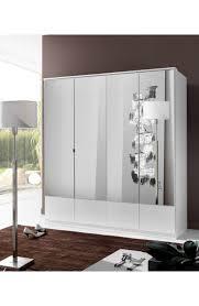 German Bedroom Furniture Companies Slumberhaus U0027imago U0027 German Made Modern Alpine White U0026 Mirror 4